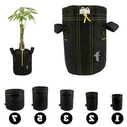 Royal Pots 1,2,3,5,7 Gallon Fabric Grow Containers Smart Des