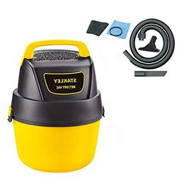 Stanley 1 Gallon 1.5 Horsepower Portable Wet Dry Vacuum