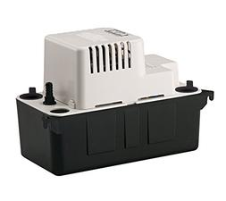 1/50 HP 1/2 Gallon ABS Tank - Type Automatic Condensate Remo