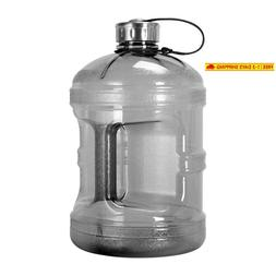 Geo Sports Bottles 1 Gallon  Bpa Free Reusable Leak-Proof Dr