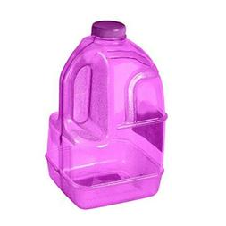 Geo Sports Bottles 1 Gallon BPA Free Reusable Plastic Drinki