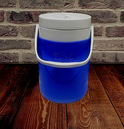 Coleman 1 Gallon Jug Cooler Water Ice Chest Faucet Drink The