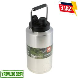 1 Gallon Water Jug Stainless Steel Double Wall Vacuum Insula