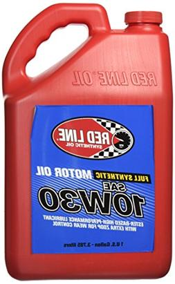 Red Line 11305 10W30 Motor Oil, 1 Gallon, 1 Pack