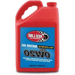11805 Red Line 0W20 Motor Oil - Gallon
