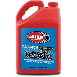 Red Line 15205 5W20 Motor Oil, 1 Gallon, 1 Pack