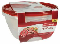 Rubbermaid 1787832 Rectangular Take Alongs Container 2 Piece