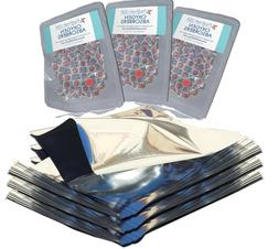 1 Gallon GENUINE MylarⓇ Bags +  500cc Oxygen Absorbers in