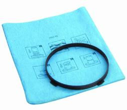 Stanley 25-1201 Blue Cloth, Reusable Filter with Clamp Ring