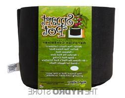 Smart Pot 3 Gallon 1 / 5 / 10 Pack Fabric Plant Container -