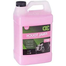 3D Final Touch Waterless Car Wash Wax Protection - 1 Gallon