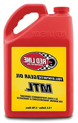 Red Line 50205 MTL 70W80 GL-4 Gear Oil - 1 Gallon
