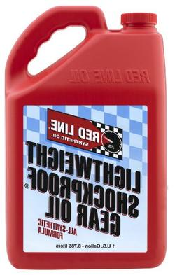 Red Line 58405 Lightweight ShockProof Gear Oil - 1 Gallon