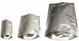 Pleasant Grove Farm 7 Mil Zip Lock Mylar Bags Stand Up Gusse