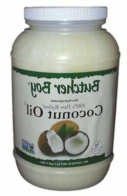Butcher Boy 76f 100% Pure Refined Coconut Oil