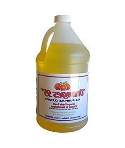 Oranges 95 All Purpose Cleaner & Degreaser 1 Gallon Disinfec