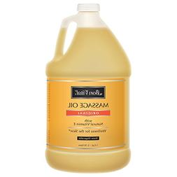 Bon Vital - Original Massage Oil-1gal Bottle ONLY
