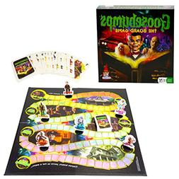Goosebumps Movie Game - Thrilling Family Board Game - Battle