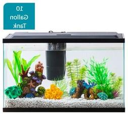 Aquarium Kit 10 Gallon Fish Tank Aquarium Fish Tank With Led