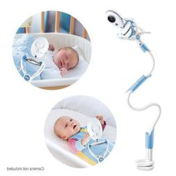 GOLOHO Baby Monitor Holder and Shelf - Compatible with Most