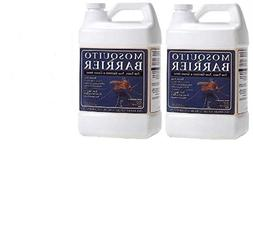 Mosquito Barrier Mosquito Repellent 1 Gallon -2 Pack