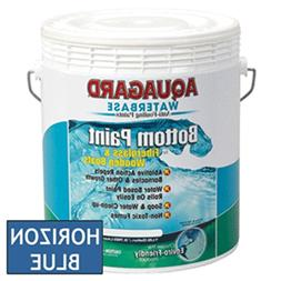 Blue Aquagard 1Gal Waterbased Anti-Fouling Fast Drying Botto