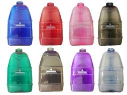 BPA Free 1 Gallon Plastic Drinking Water Bottle Container Ca