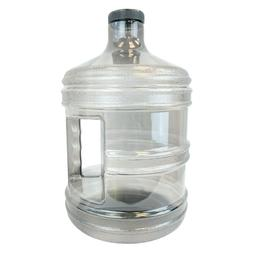 BPA Free 1 Gallon Plastic Water Bottle Container Drinking Ca