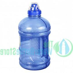 1/2 Half Gallon 64oz BpA Free Plastic Water Bottle w Sports