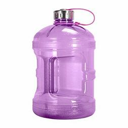 Geo Sports Bottles GEO 1 Gallon  BPA Free Reusable Leak-Proo