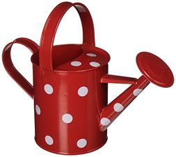 PANACEA PRODUCTS CORP 1/2 gallon, Polka Dot Watering Can
