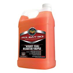 Meguiar's Last Touch Spray Detailer – Give Your Car a Flaw