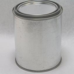 EMPTY 1 GALLON PAINT CAN with LID NEW