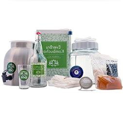 Everbru Kombucha Continuous Brewing Deluxe Starter Kit With