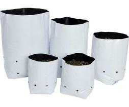 Grow Bags 1 / 2 / 3 / 5 / 7 / 10 Gallon 25 Pack - Soil contr