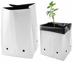 Viagrow 1 Gal Grow Bags, 100 Pack, 1 Gallon