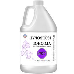 Isopropyl Alcohol 70% Pure IPA 1 Gallon or Other Sizes USA F
