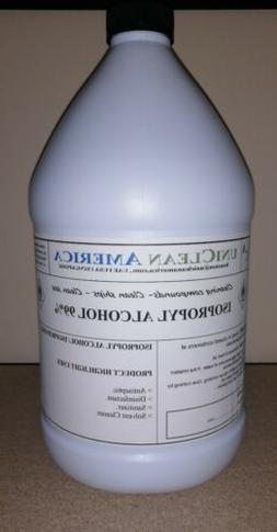 isopropyl alcohol 99 percent 1 gallon