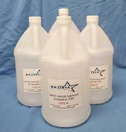 Isopropyl Alcohol 99%, 4 Gallons total