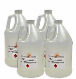 Isopropyl Alcohol 99% Anhydrous  1 Gallon BOX Of 4 Gallon To
