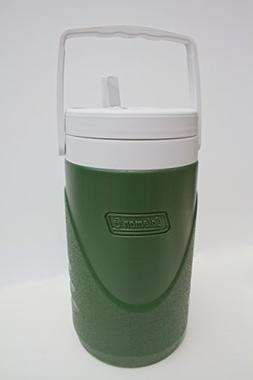 COLEMAN 1/2 GALLON JUG-COLOR OPTIONS AVAILABLE GREEN