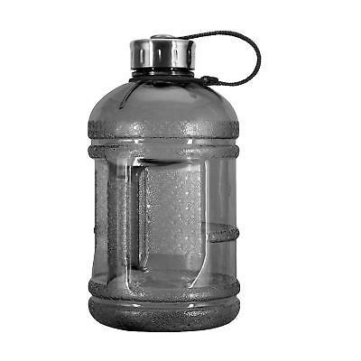 Geo Sports Bottles 1/2 Gallon 64 oz. BPA FREE Plastic Water