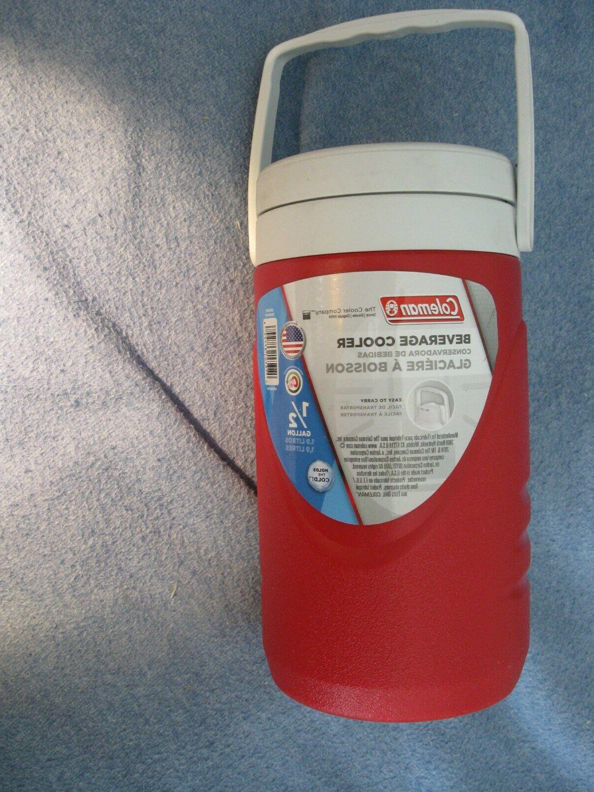 Coleman Cooler - used-Handle