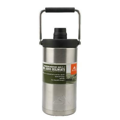 1 2 gallon rugged double wall vacuum