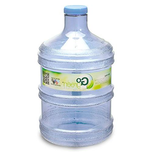 For Gallon 3.7 BPA Reusable Sport Container Jug and with 5""