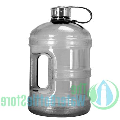 1 gallon bpa free reusable water bottle