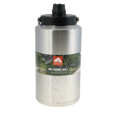 Ozark Trail Double-Wall Vacuum-Sealed Bottle Stainless Steel
