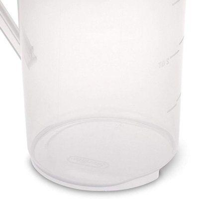 Sterilite Pitcher With Blue