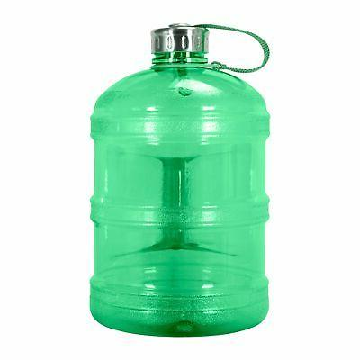 1 Bottle BPA Leak-Proof Cap Green