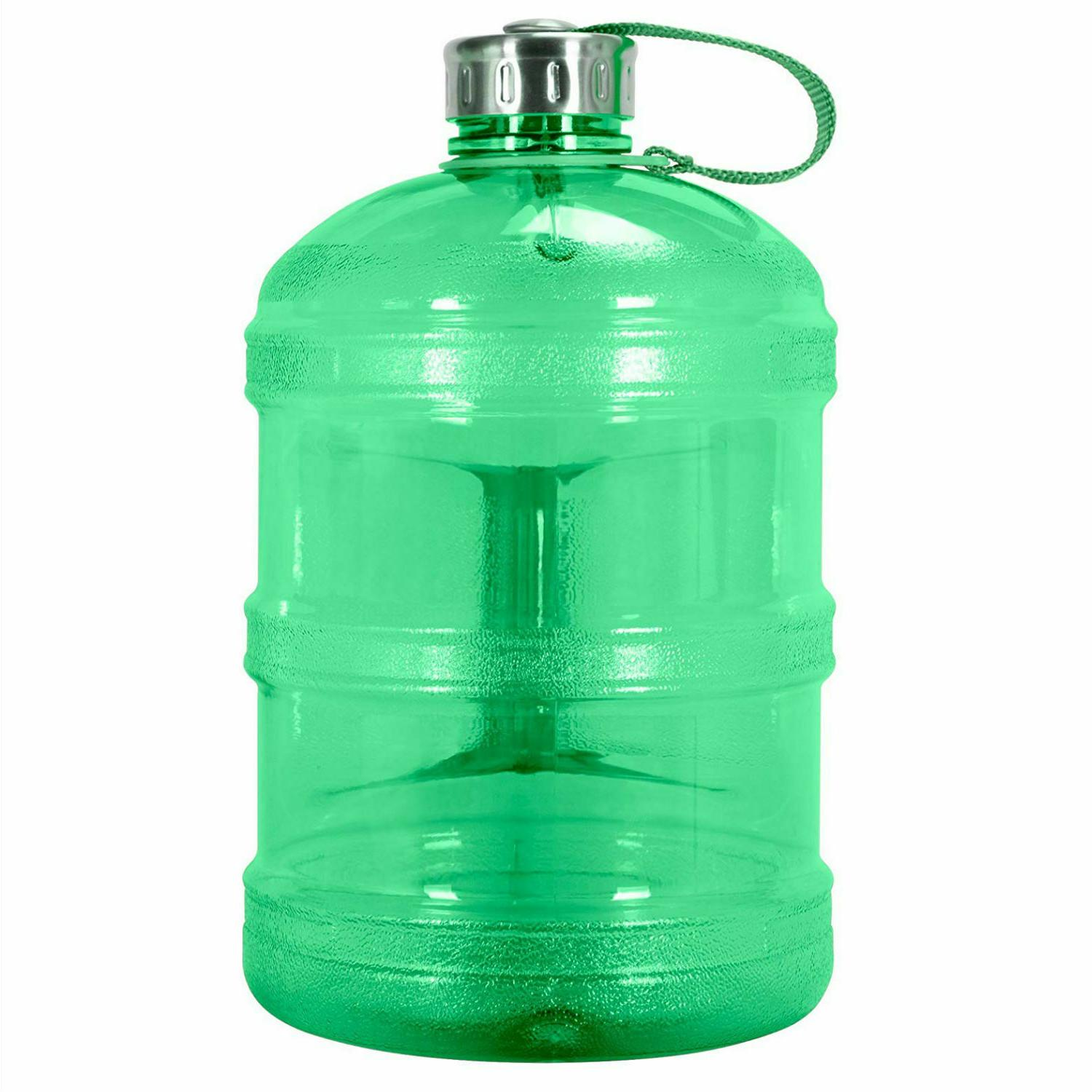 1-Gallon Reusable Jug BPA Stainless Steel Cap